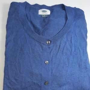Old Navy Blue Sweater M